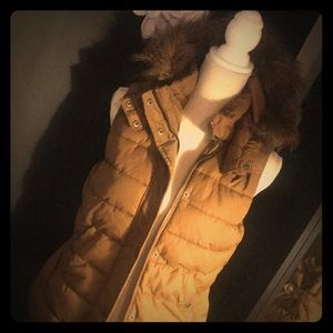 Limited Addition H&M Puffy Vest
